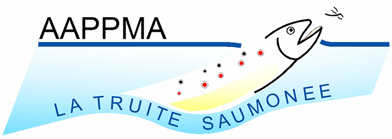 AAPPMA La truite saumonée Logo