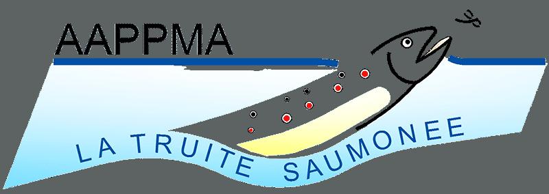 AAPPMA La truite saumonée Logo